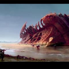 More <i>Fallout 4</i> concept art