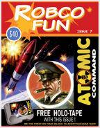 Fo4 Art RobCo Fun magazine (Atomic Command)
