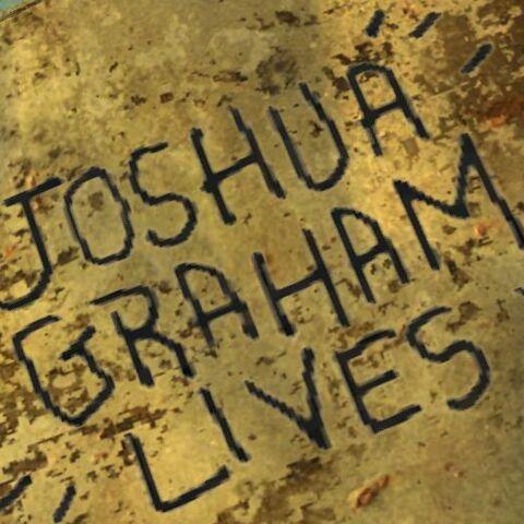 Джошуа Грехем живий