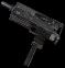 Rheinmetall 9mm machine pistol extended magazine inventory