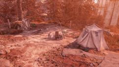 Spruce Knob campground