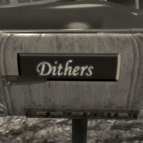 Поштова скринька Дізерс