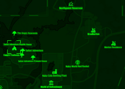 FO4NW Reptile House map marker