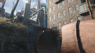 FO4 Corvega Assembly Plant alternate entrance