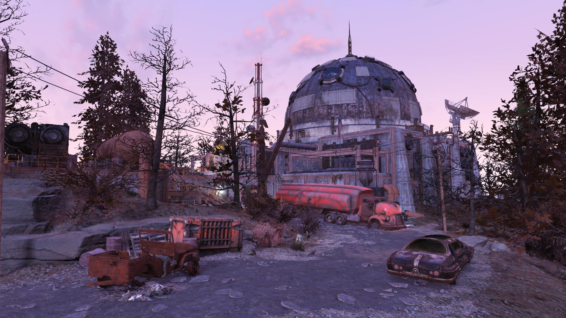 ATLAS Observatory | Fallout Wiki | FANDOM powered by Wikia