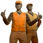 FO76 Atomic Shop - Hunter safety vests