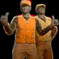 FO76 Atomic Shop - Hunter safety vests
