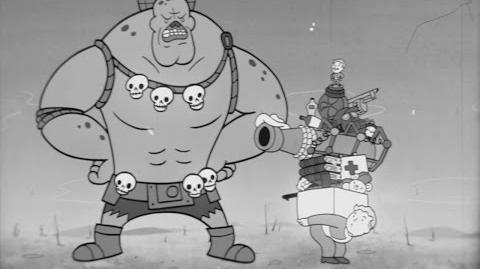 Fallout 4 – серия видеороликов о SPECIAL - Сила
