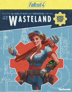 Fallout 4 Wasteland Workshop add-on packaging