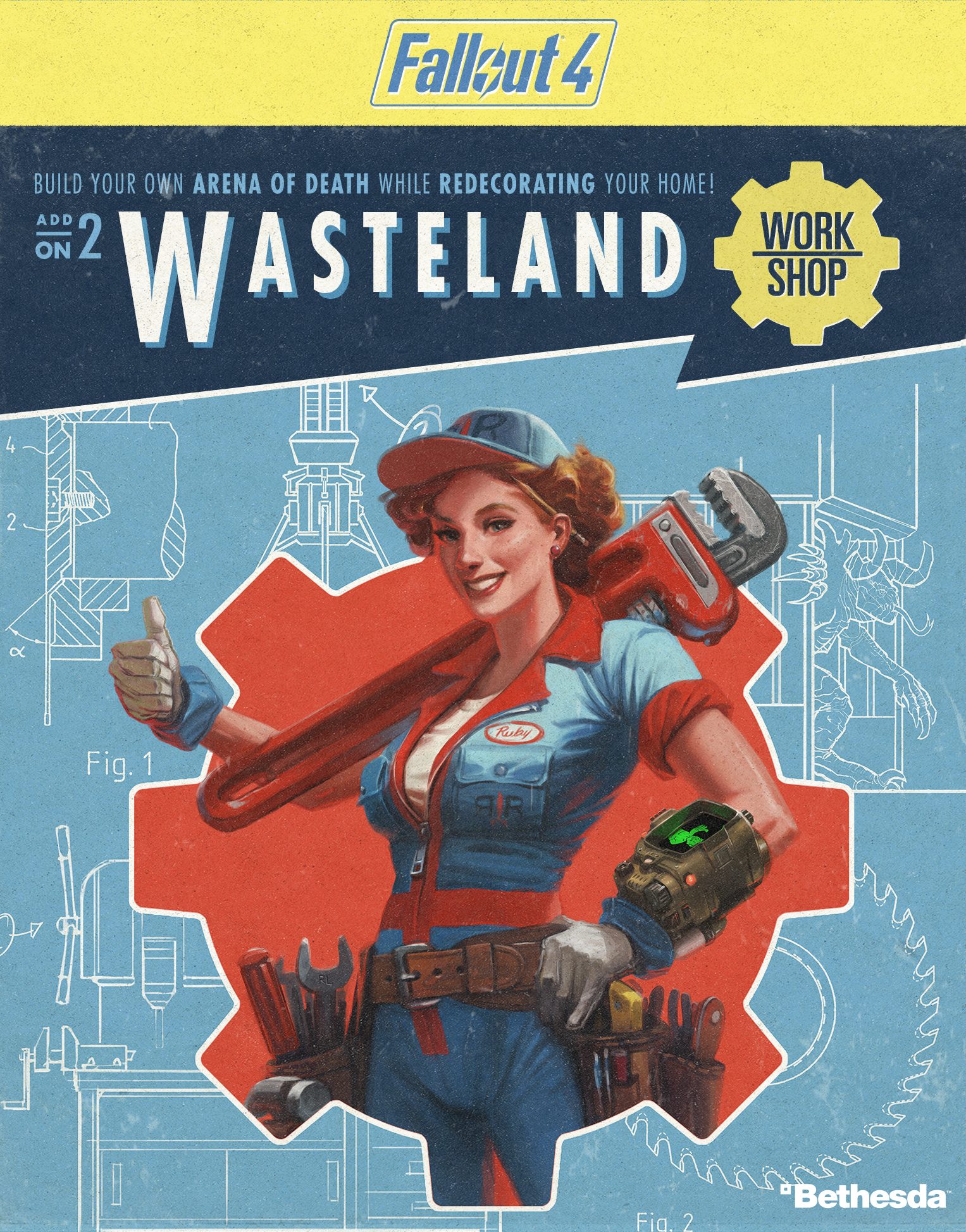 Wasteland Workshop | Fallout Wiki | FANDOM powered by Wikia