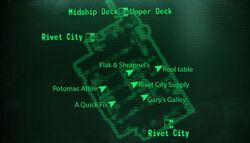 RC Market loc map