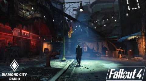 (Fallout 4) Radio Diamond City - Train Train - Lynda Carter (Magnolia)