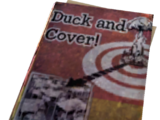 Duck and Cover! (Fallout 3)
