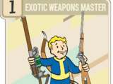 Exotic Weapons Master