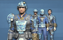 FO4CC Armor Paint Job Aquatic Camo