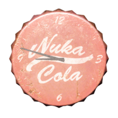 FO4NW Nuka Cola Clock