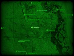 FO4 Убежище 95 (карта мира)