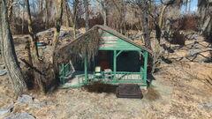 FO4 Gorski Cabin