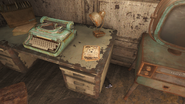 FO4 Wasteland Survival Guide in Nahant Oceanological Society