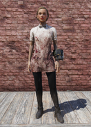 FO76 Bloody Chef Outfit Female