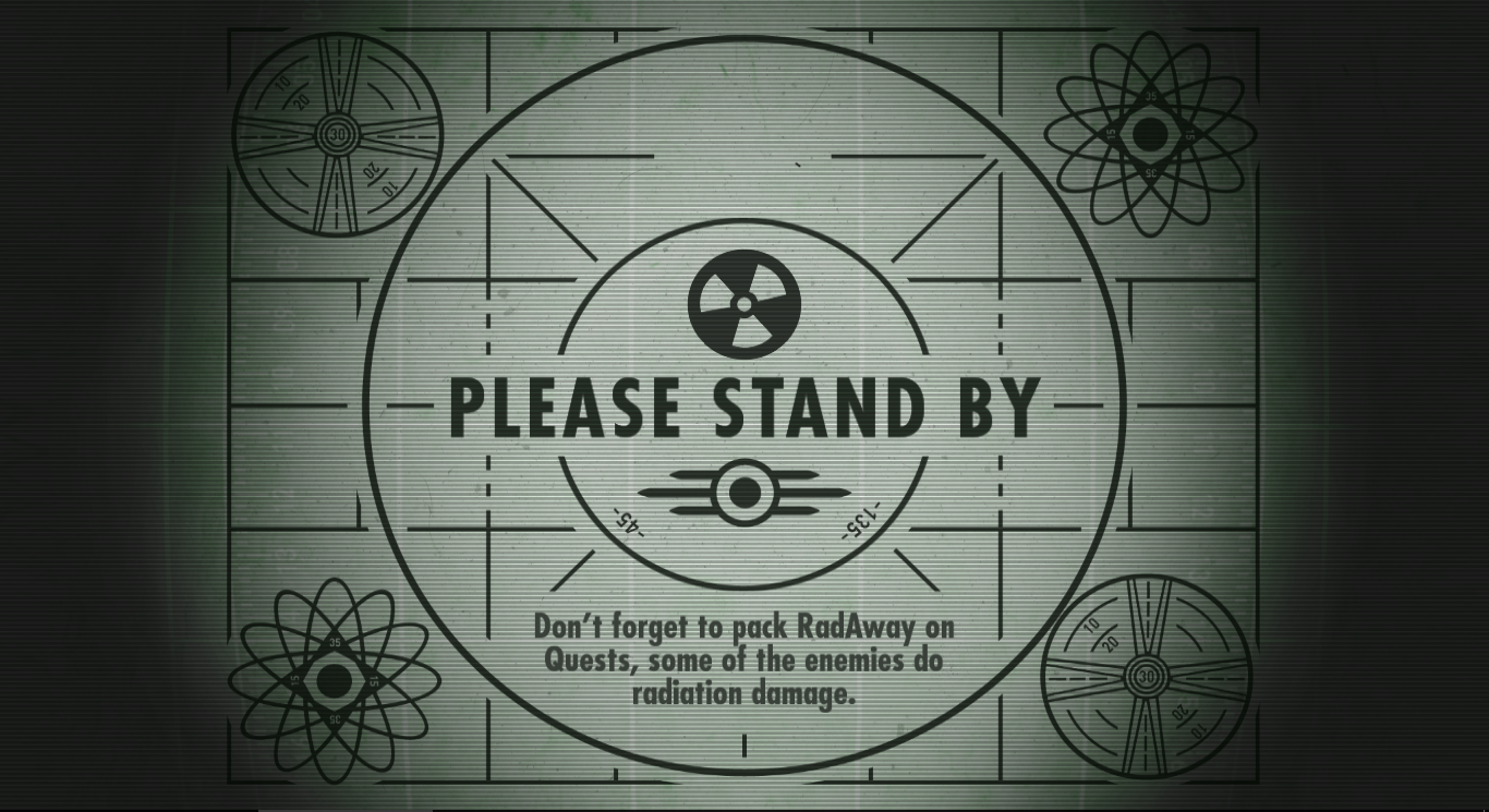 fallout 4 infinite loading screen new game