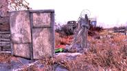 Power Armor Bootlegger's shack