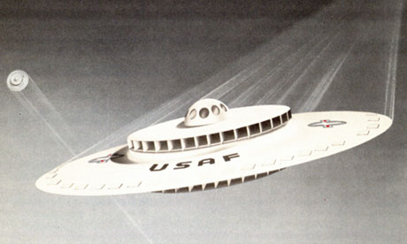 Relic - USAF Flying Saucer