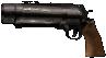 Tactics grenade pistol