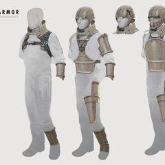 Synth armor