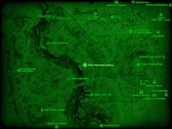 FO4 Пирс береговой охраны (карта мира)