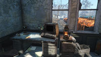 FO4 Bedford Station Recording