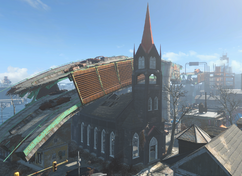 FO4 Cambridge church