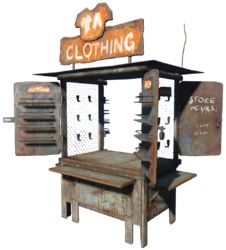 FO4 Clothing Emporium