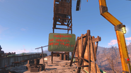 FO4 Sunshine Tidings Co Op Gunners Camp