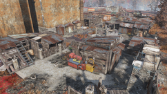 FO76 Abandoned bog town