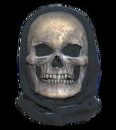 Fallout 76 Halloween Costume Skull