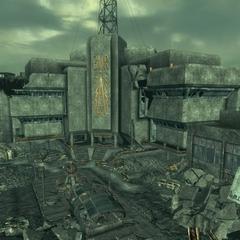 Будівля радіостанції у <i>Fallout 3</i>