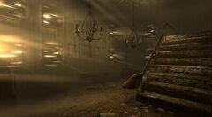 Gillian House inside
