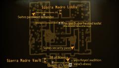 SMC executive suites map