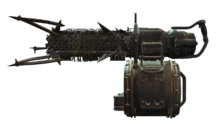 Shredding minigun fo4