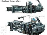 Laser Gatlinga (Fallout 3)