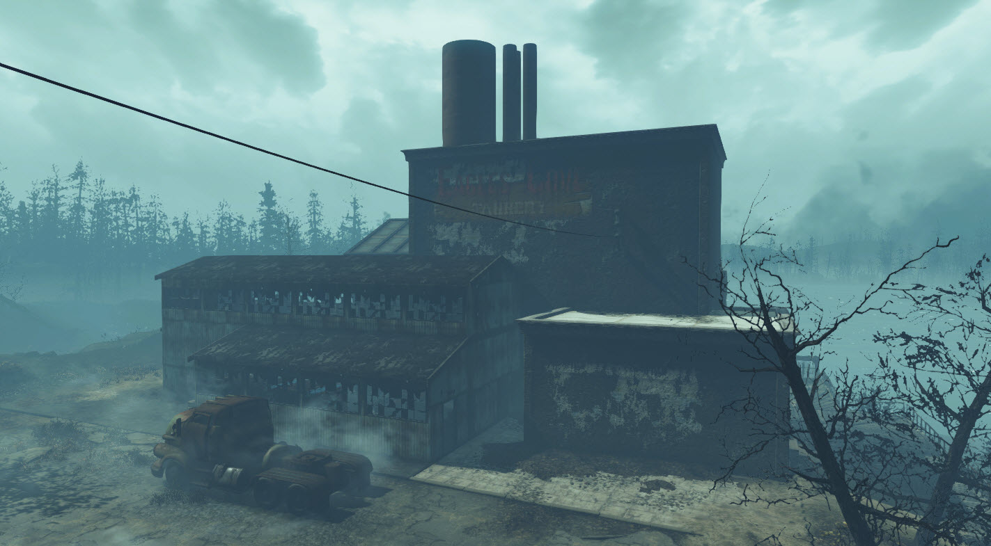 Eagle's Cove Tannery | Fallout Wiki | FANDOM powered by Wikia
