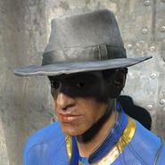 FO4 Мятая шляпа Н