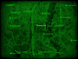 FO4 Торговец ломом (карта мира)