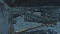 FO4 Congress Street Garage Ramp