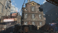 FO4 Old State House