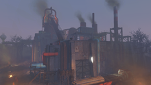 FO4 Saugus Ironworks 2