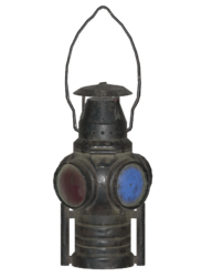 FO76 Miner's lamp