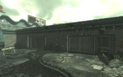 Fo3PL warehouse exterior