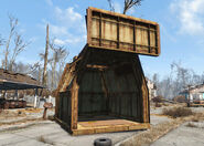 Fo4WW radscorpion cage